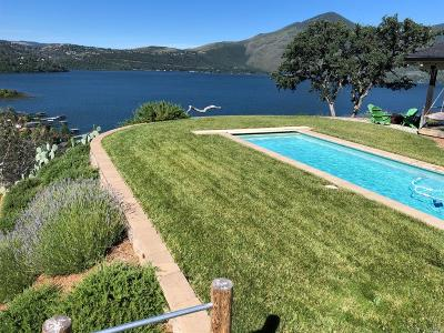 Clearlake Single Family Home For Sale: 3049 Oakcrest Drive