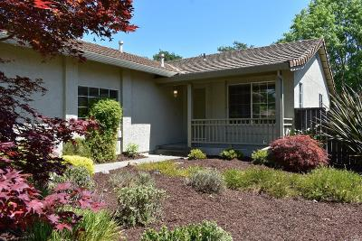 Windsor Single Family Home For Sale: 939 Foothill Drive