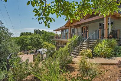 Kelseyville Single Family Home For Sale: 2375 Eastlake Drive