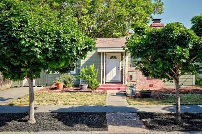 Santa Rosa Single Family Home For Sale: 1549 Leonard Avenue