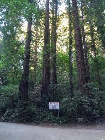 Marin County Residential Lots & Land For Sale: Conifer Way