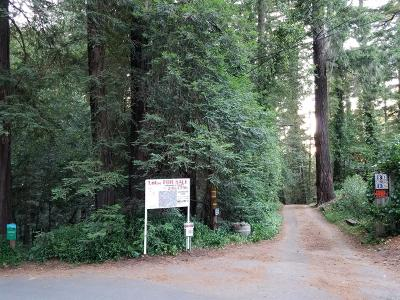 Marin County Residential Lots & Land For Sale: Carson Road