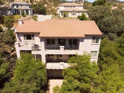 Fairfield Single Family Home For Sale: 404 Knoll Drive