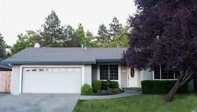 Single Family Home For Sale: 4549 Heath Circle