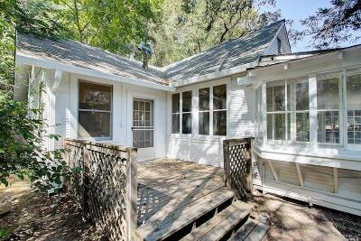 Calistoga Single Family Home For Sale: 913 Foothill Boulevard