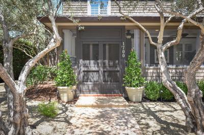 St. Helena Single Family Home For Sale: 1700 Pine Street