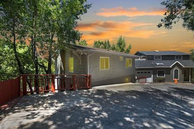 San Anselmo CA Single Family Home For Sale: $1,279,000