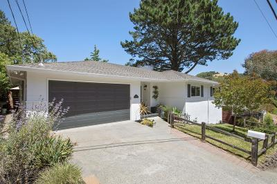 Marin County Single Family Home For Sale: 28 Woodside Drive