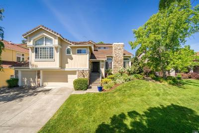 Napa County Single Family Home For Sale: 1129 Westview Drive