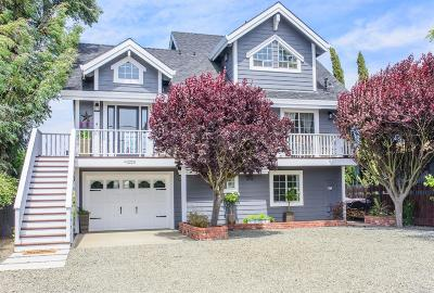 Napa Single Family Home For Sale: 3270 Cuttings Wharf Road