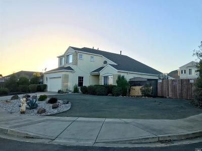 American Canyon Single Family Home For Sale: 572 Cattail Court