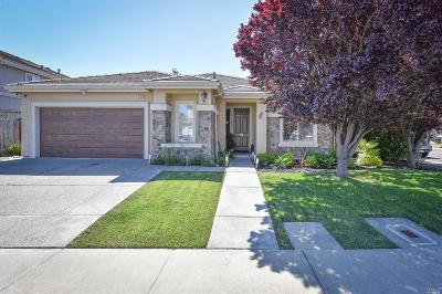 Napa County Single Family Home For Sale: 123 Catalonia Drive