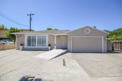 Fairfield CA Single Family Home For Sale: $395,000
