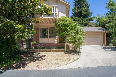 Sebastopol, Graton, Occidental Single Family Home For Sale: 8141 Stich Lane