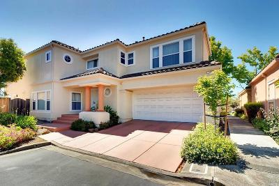 Vallejo Single Family Home For Sale: 163 Camino Del Sol