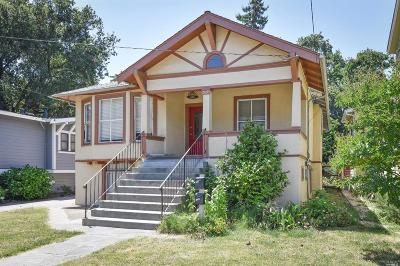 Napa County Single Family Home For Sale: 519 Brown Street