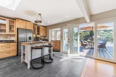 Marin County Single Family Home For Sale: 35 Greenbrae Boardwalk