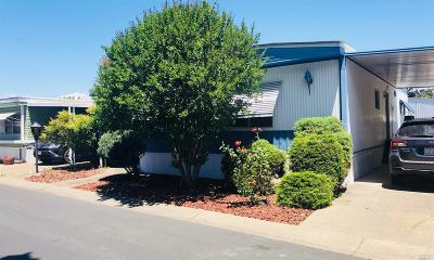 Mendocino County Mobile Home For Sale: 460 East Gobbi Street #35, 35