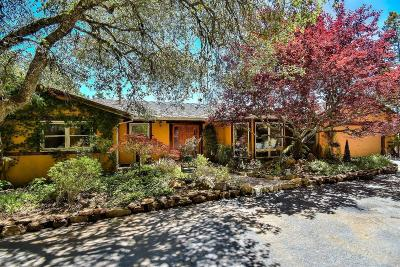Single Family Home For Sale: 17801 Willow Creek Road