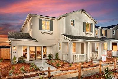 Santa Rosa Single Family Home For Sale: 1604 Allegra Place
