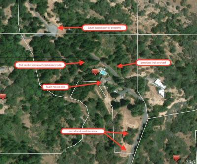 Residential Lots & Land For Sale: 8075 Foothill Ranch Road