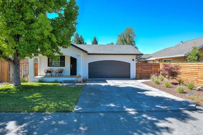 Sonoma Single Family Home For Sale: 415 Church Street