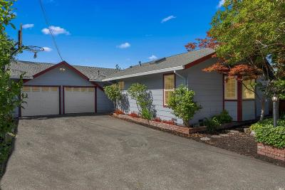 Santa Rosa CA Single Family Home For Sale: $624,950