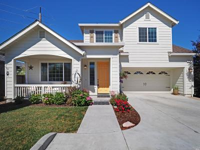 Santa Rosa CA Single Family Home For Sale: $649,990