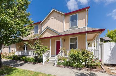 Santa Rosa CA Single Family Home For Sale: $479,900