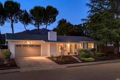 Single Family Home For Sale: 7405 Oak Leaf Drive