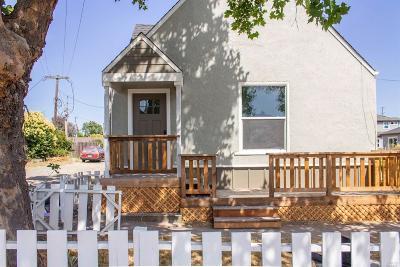 Santa Rosa Single Family Home For Sale: 1550 Ridley Avenue