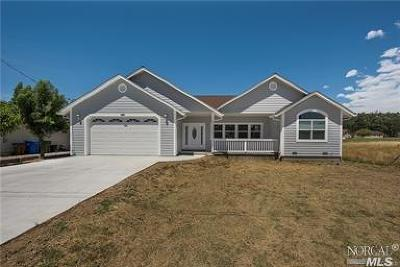 Lake County Single Family Home For Sale: 18684 Deer Hollow Road