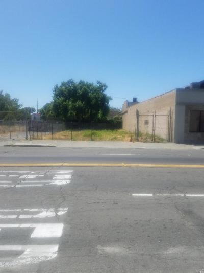 Vallejo Residential Lots & Land For Sale: 505 Broadway Street