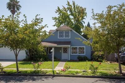 Napa CA Single Family Home For Sale: $575,000