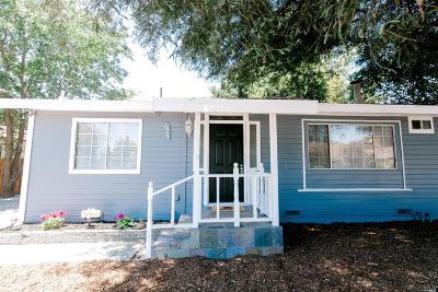 Santa Rosa Single Family Home For Sale: 1615 Sonoma Avenue