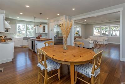 Santa Rosa Single Family Home For Sale: 3844 Rocky Point Way
