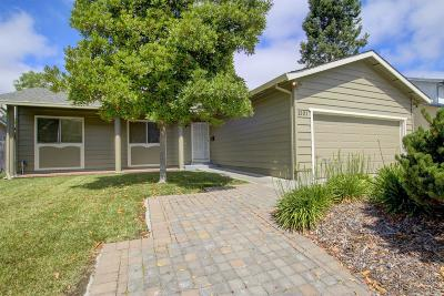 Petaluma Single Family Home For Sale: 2101 Gilrix Street
