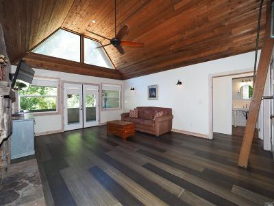 Sonoma County Single Family Home For Sale: 14229 Old Cazadero Road