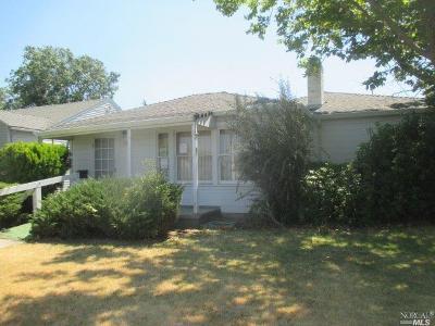 Single Family Home For Sale: 535 California Street