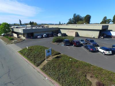Sonoma County Commercial For Sale: 3645 Standish Avenue