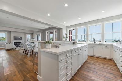 San Rafael Single Family Home For Sale: 136 Loch Lomond Drive