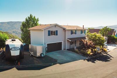 Napa Single Family Home For Sale: 1149 Rimrock Drive