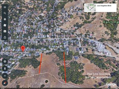 Marin County Residential Lots & Land For Sale: Los Angelos Boulevard