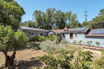 Cloverdale Single Family Home For Sale: 1330 Wilson Road