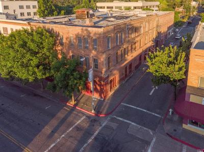 Mendocino County Commercial For Sale: 272 North State Street