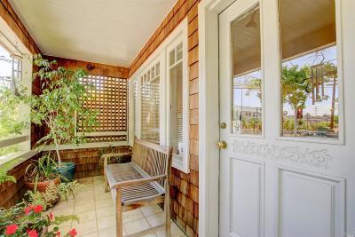San Rafael Multi Family 2-4 For Sale: 640 Mission Avenue