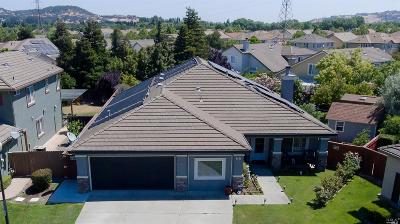 Fairfield Single Family Home Contingent-Show: 594 Picasso Court