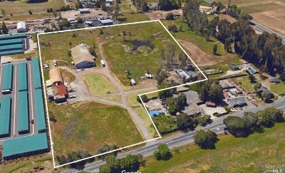 Sonoma County Commercial For Sale: 85 Fremont Drive