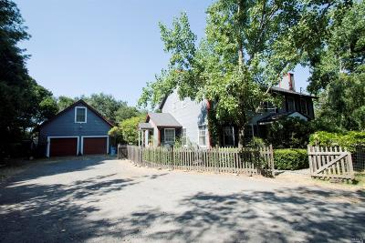 Sebastopol Single Family Home For Sale: 7710 Lynch Road