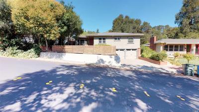 Santa Rosa Single Family Home For Sale: 1105 Crest Drive